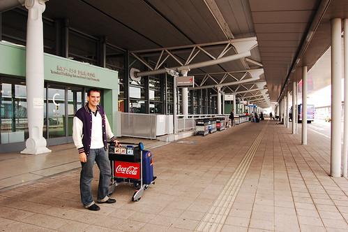 Paso 4 - Llegada a Kansai