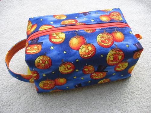 Halloween box bag