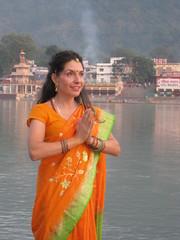Gina - Rishikesh