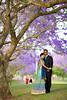 Vidya and Abhi (HelenPalsson) Tags: wedding brisbane jacaranda vidya stlucia uq abhi canonef135mmf2lusm 20081101