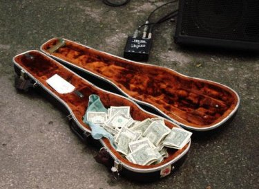 Filled Guitar Case 375px