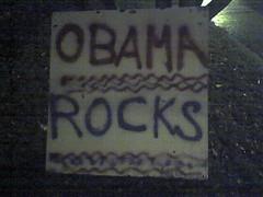 (malapertmarc) Tags: obama obamania
