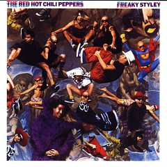 Red Hot Chili Peppers - Freaky Styley (1985)