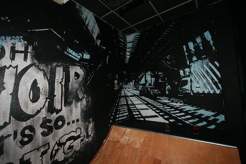 Reight Stencil By Kenji Nakayama