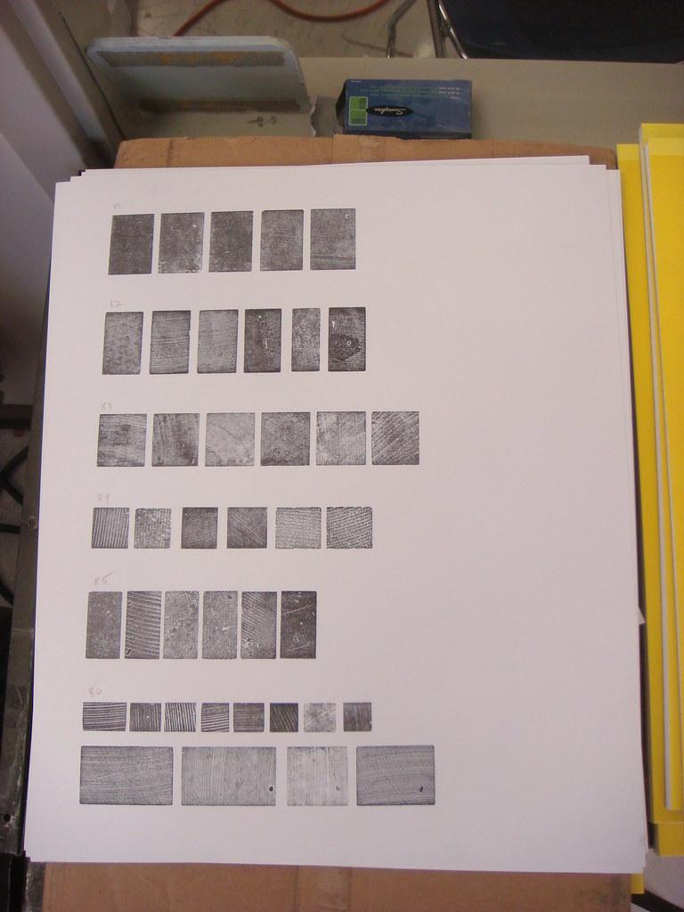 Back prints