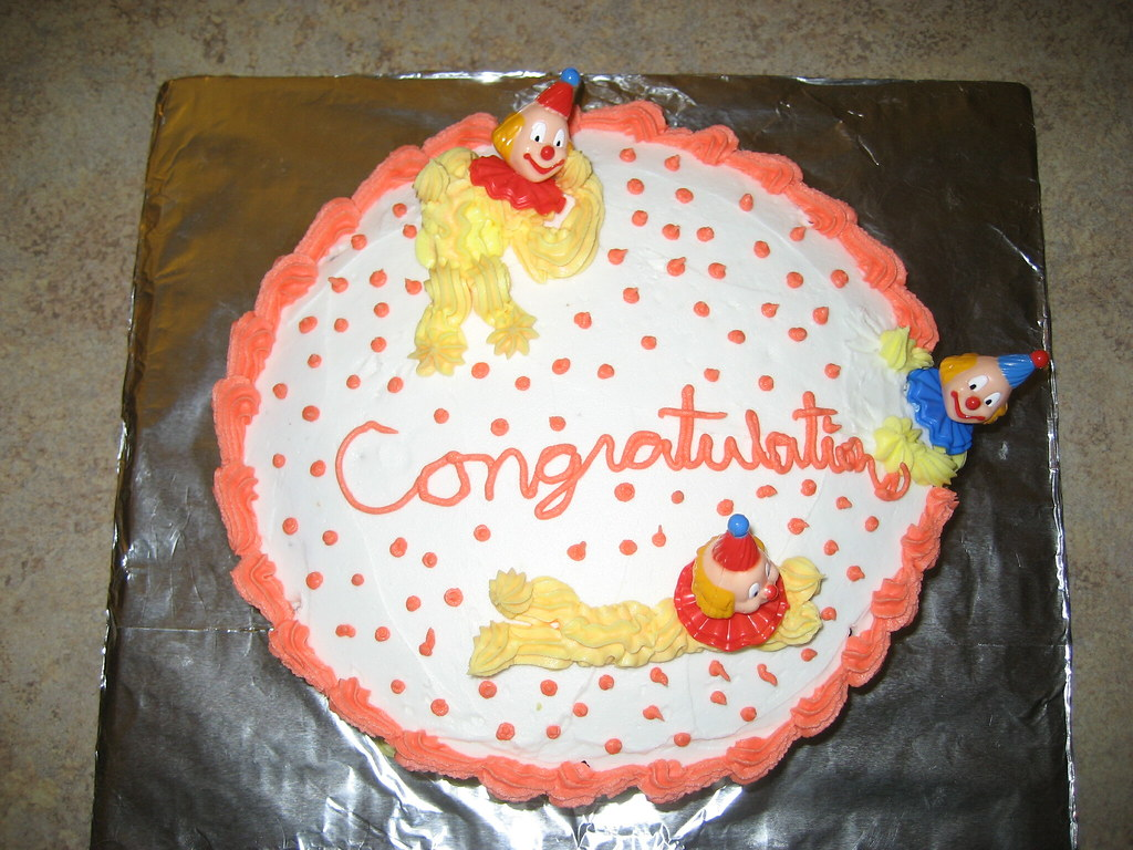 Cake Decorating Classes Lincoln : The World s Best Photos of clown and decorating - Flickr ...