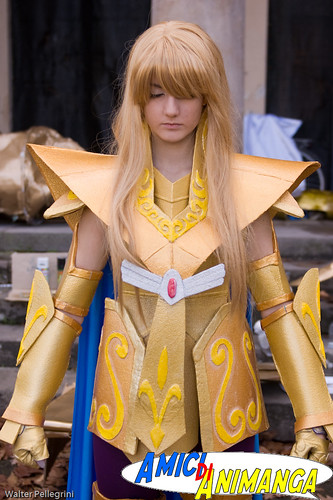 Saint Seiya Shaka Cosplay Fotos