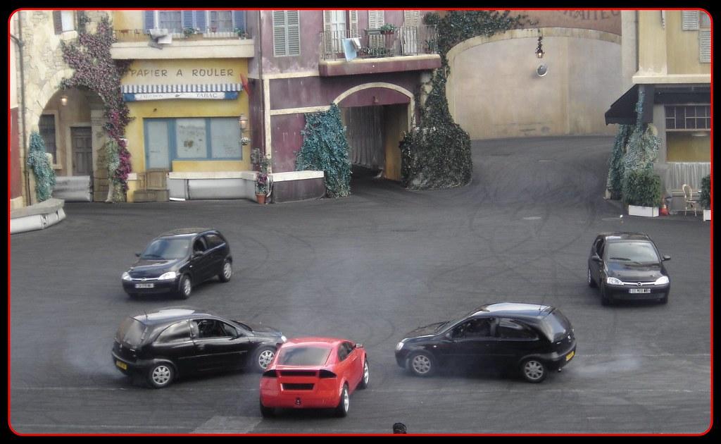 Moteurs...Action! Stunt Show