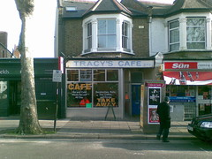 Picture of Tracy's Cafe, W4 5DG