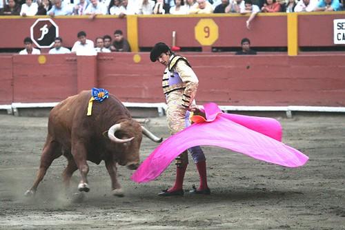 Revolera de Sebastián Castella en Lima
