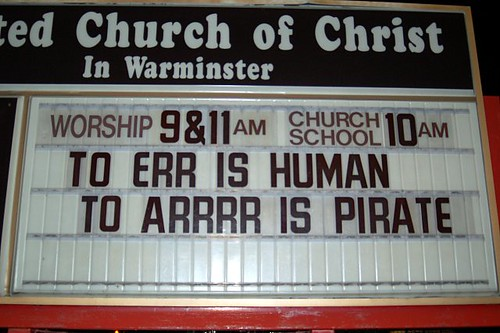 church sign / guine