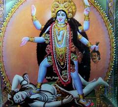 Kali Ma (Ash_Patel) Tags: energy power kali mother divine shiva hindu hinduism mata durga shakti maa amba devi pavagadh mataji kalika ambe kaliamman dakshineswar bhadrakali mahakali sherawali