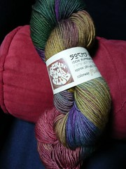 STR mediumweight Muddy Autumn Rainbow