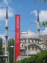 """istanbul modern"""