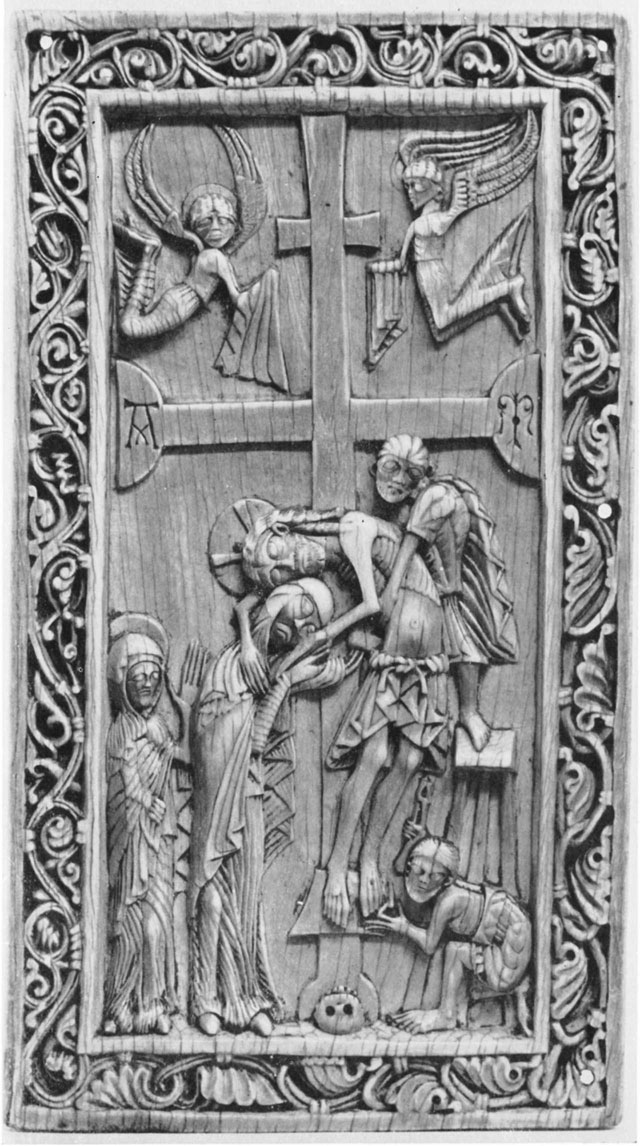 Ivory Deposition, English or Spanish, c.1150