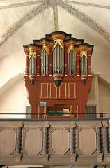 Oldendorf, Osnabrcker Land, Marienkirche, organ (groenling) Tags: w