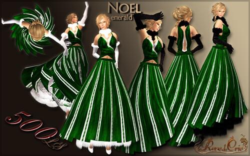 ::RC::  NOEL<emerald> Pop
