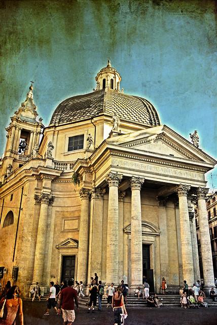 Chiesa di Santa Maria dei Miracoli - Roma