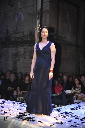 SUN TV's Tara Slone models Carrie Hayes