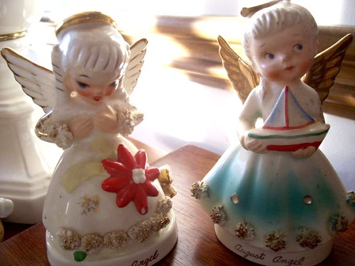 December and August angels