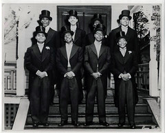 Martin Luther King Jr. Pledging Alpha Phi Alpha, circa 1952 (Black History Album) Tags: fraternity africanamerican mlk martinlutherking greeks alphaphialpha discoverblackheritagecom