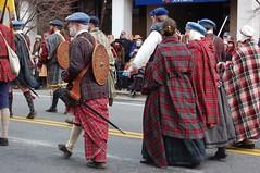 Scots (clio1789) Tags: alexandria virginia parade kilts shields scottishwalk