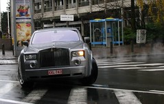 Rolls in a hurry. (Tom Daem) Tags: rollsroyce phantom ewb