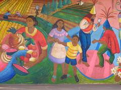 Murals, Perquin, El Salvador