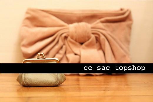 sac topshop