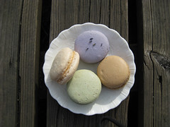 Macarons from Honore, photo c/o Kim