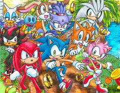 Sonic and the Black Night Contest- Kaci C