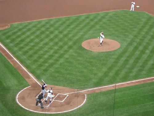 Tampa Bay Rays at Baltimore Orioles 8 May 2011
