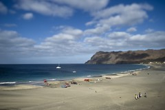 Fishing boats in Sao Pedro, Sao Vicente island on Cap Verde. (Greenpeace UK) Tags: fish se greenpeace westafrica capeverde cfp saovicente saopedro