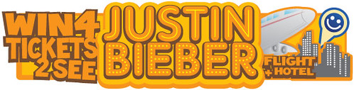 Win 4 Tickets to See Justin Bieber on our SaverTime Blog