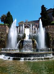 Fontana dell'organo Villa d' Este (Gabriele Leto) Tags: estremità