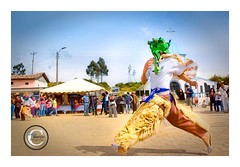 Diablo-Uma001 (Lucho Mariño Carrera) Tags: de ecuador arte pueblo uma fiestas luis diablo costumbres música inti baile cultura fotógrafo lucho carrera fotografía raymi andina mariño purificación cochasquí