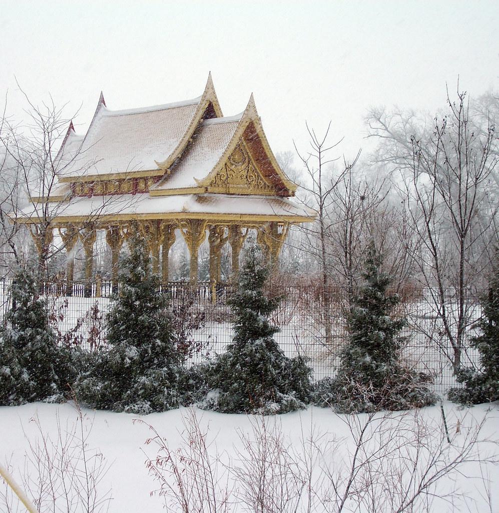 Thailand Architecture: Thai Architecture Outside Of Thailand.