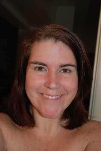 hairclutter before
