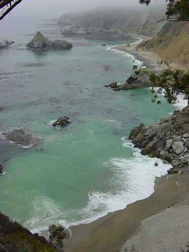 Pfeiffer State Beach - Big Sur