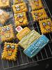 SpongeBob Cookies! (nikkicookiebaker) Tags: cookie spongebob decorated cakecookie