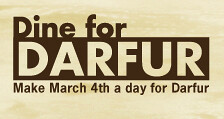 Dine for Darfur