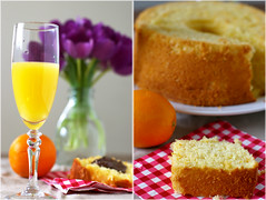 grand marnier chiffon cake (Fresh From The Oven 606) Tags: orange cake recipes grandmarnier freshfromtheoven chiffoncake