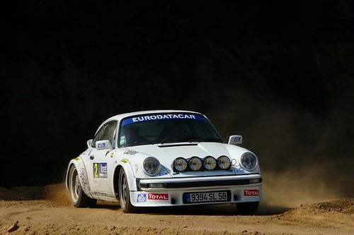 26 - PORSCHE 911T GR.4 ALMERAS