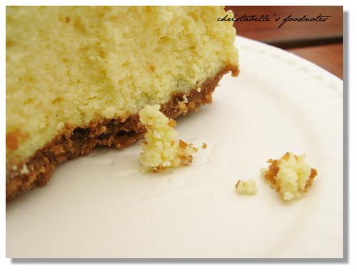 阿餅的檸檬起司蛋糕餅乾仔細看