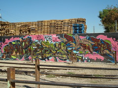 Aloy Greas Elser MSK AWR SKA ICR LosAngeles Graffiti Art (anarchosyn) Tags: art graffiti losangeles ska awr msk icr aloy elser greas