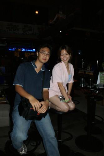 Hwei Ming and May Leng