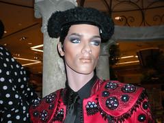 gay gay gay (sftrajan) Tags: sanfrancisco mannequin unionsquare 2008 toreador swishy manekin torero iberian spaniard macysflowershow effeminite themespain
