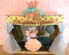 Thumbelina Fairytale Assemblage!