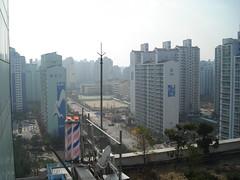 the outlook is bleak (bronzebrew) Tags: korea seoul suwon
