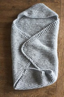 Ravelry Hooded Baby Wrap Pattern By Lion Brand Yarn